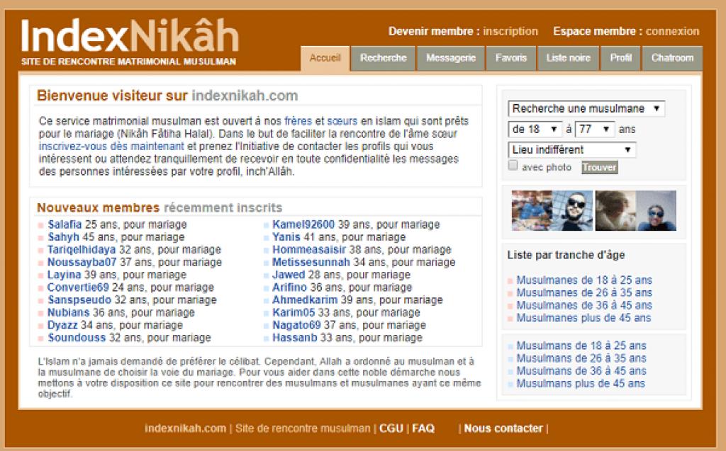 index nikah rencontre)