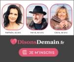 DisonsDemain, un site de rencontre pour quinquagénaires